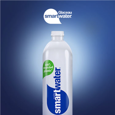 Bottle of Smart Water