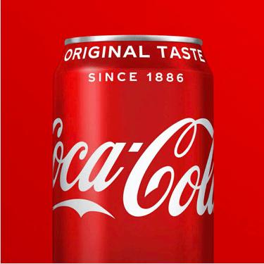 Coca-Cola Original Taste can