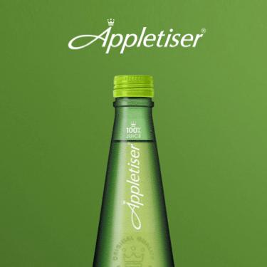 Bottle of Appletiser