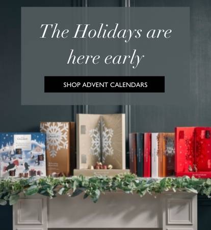 The holidays are here early. Is it really the holiday season without an advent calendar? Get ahead and order yours now! Shop Advent Calendars