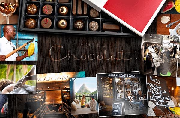 About Hotel Chocolat