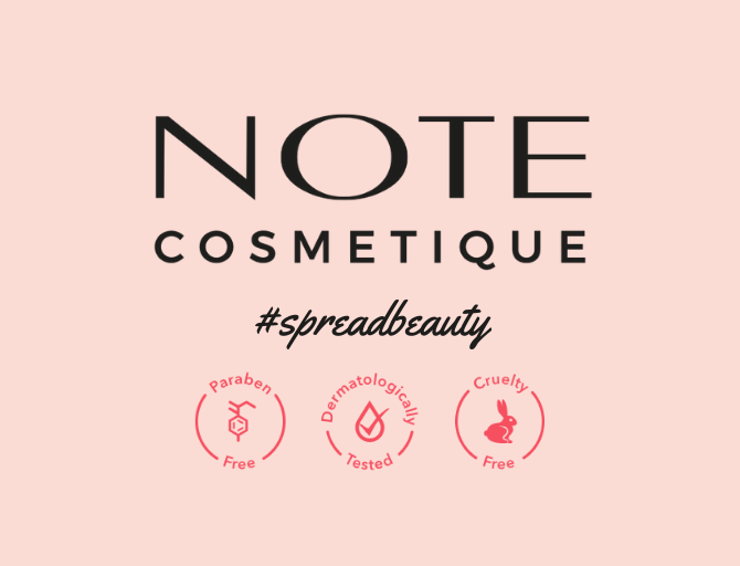 Note Cosmetics Logo