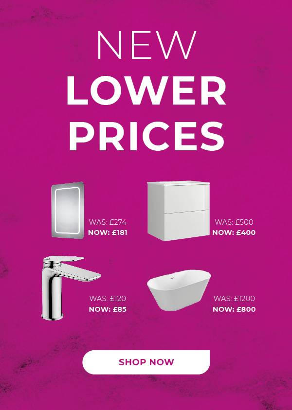 New lower prices on over 600 products sitewide