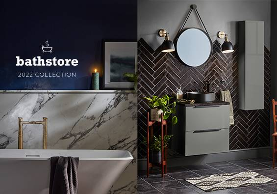 Download Bathstore 2022 collection brochure for bathstore.com