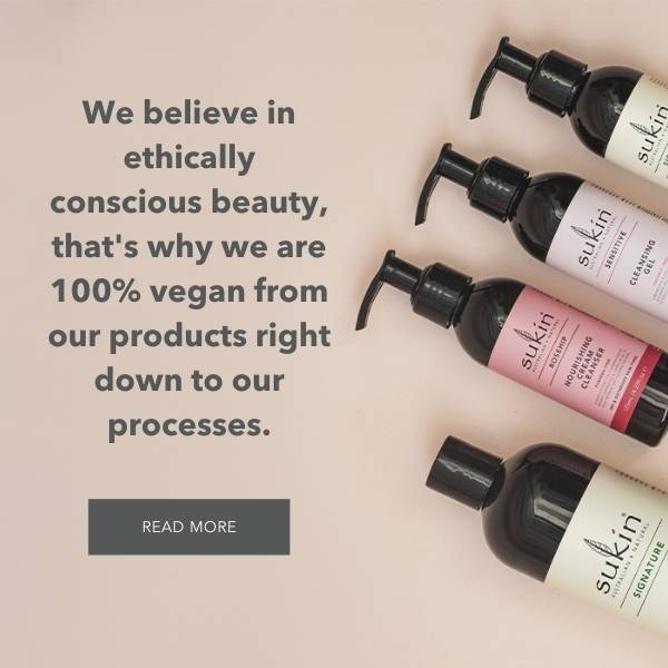 We believe in ethically conscious beauty, that's why we are 100% vegan from our products right down to our processes.