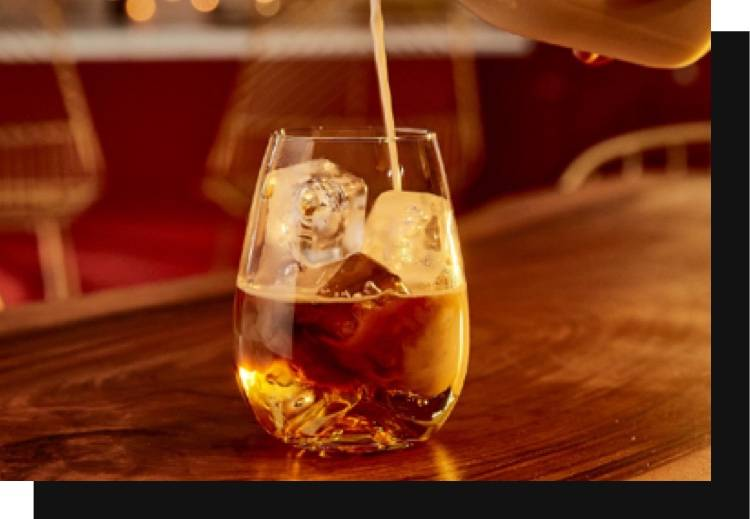 Drambuie products and our recipes.