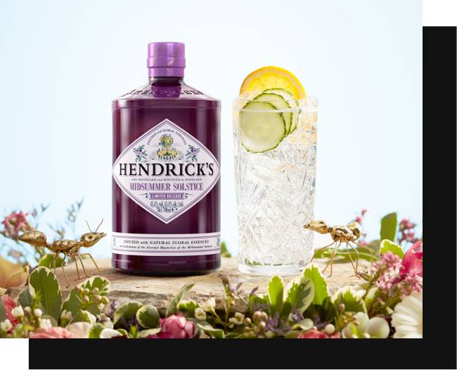 Shop Hendrick's products and explore our recipes.