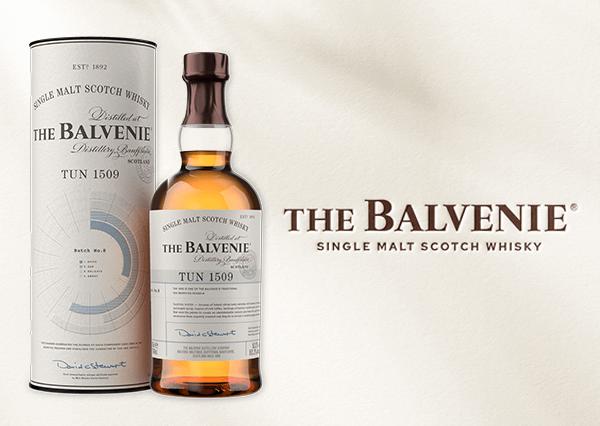 The Balvenie Tun 1509 Batch 8