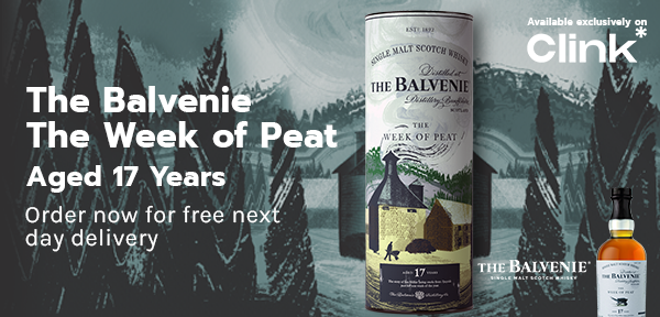 The Balvenie The Week of Peat Aged 17 Years, Order now for free next day delivery