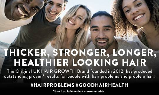 hair health and happiness for all of the family #HairProblems #GoodHairHealth