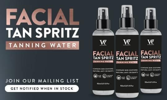 Facial spritz waitlist
