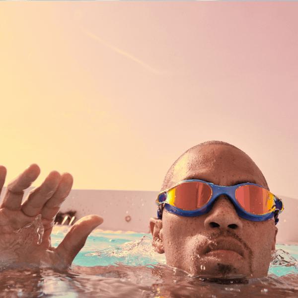 Choisir ses lunettes de natation