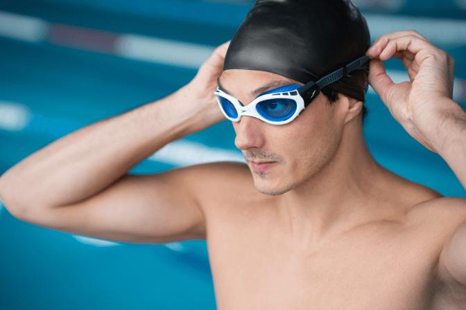 Lunettes de natation pour adultes