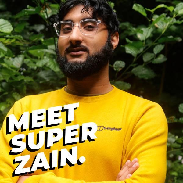 Meet Super Zain