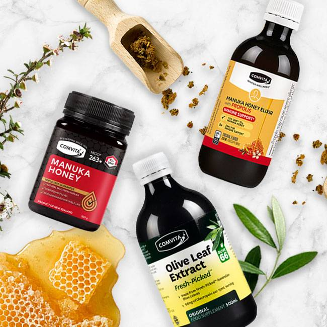 Build your favourite wellness regime! Get 30% off your bundle when you order 4 items.