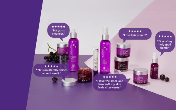 Andalou product reviews