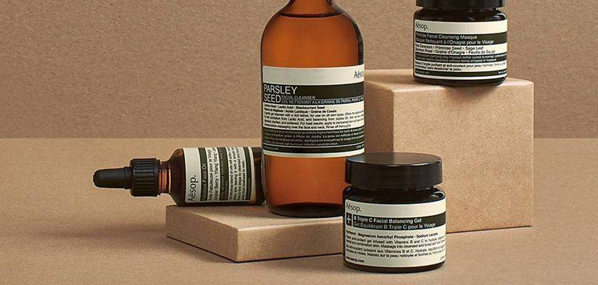 shop the collection aesop