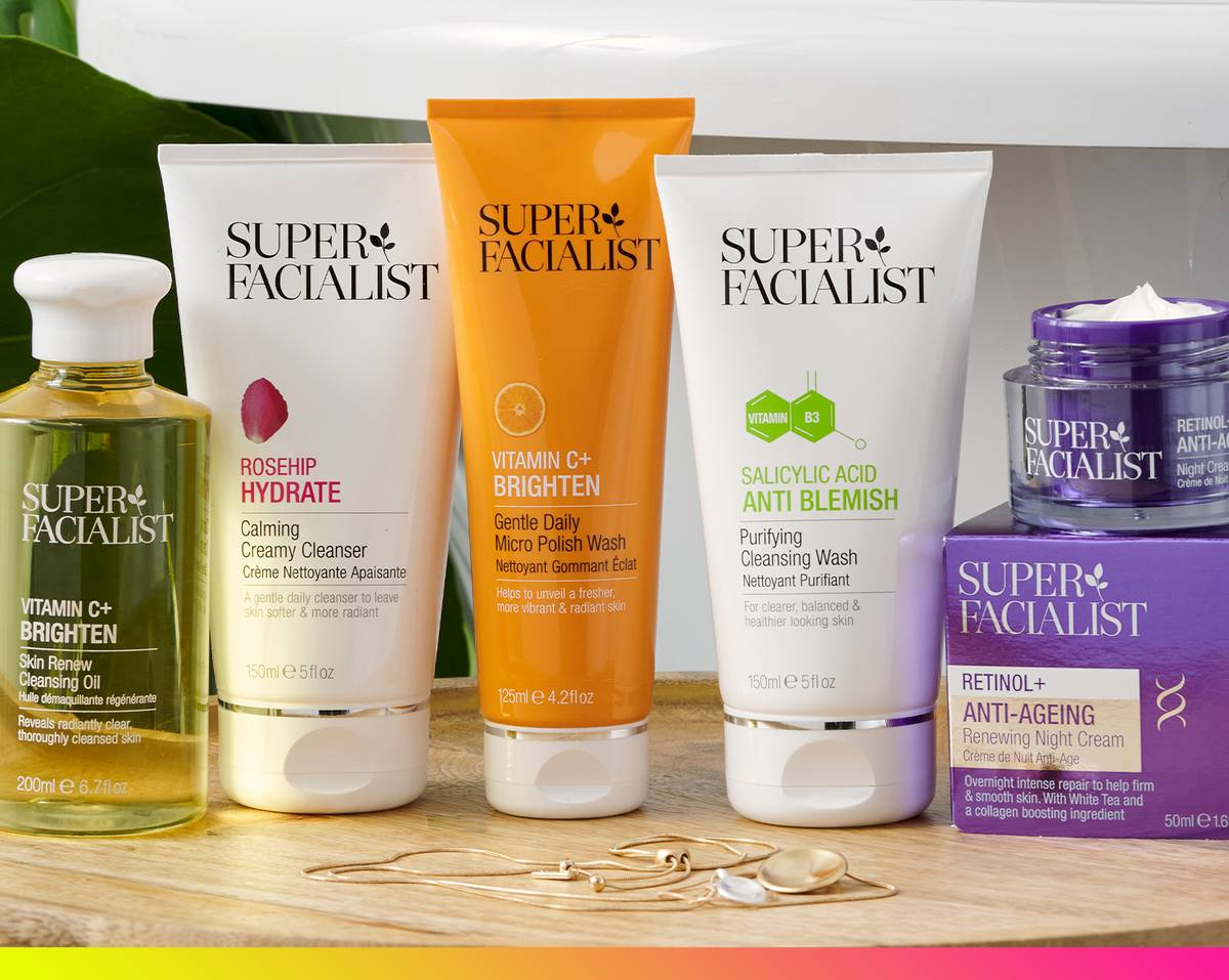 View all the Super Facialist Products