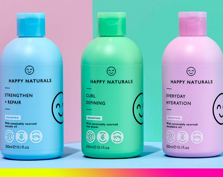 happy naturals products