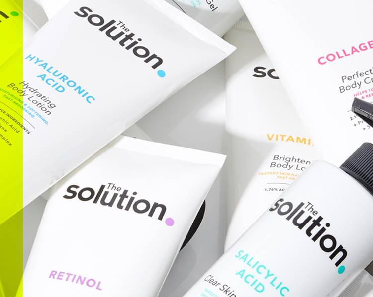 the solution products