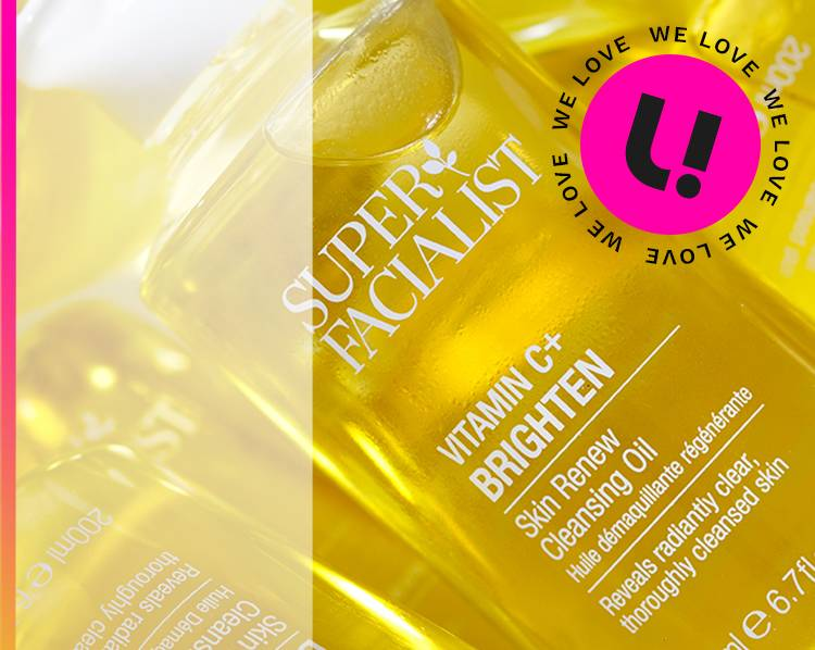 We love Super facialist vitamin c+ brighten