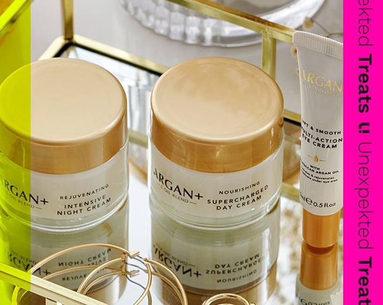 Unexpekted treats Shop All Skincare