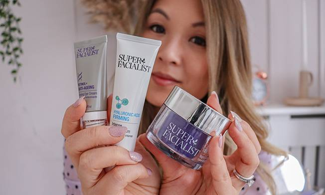 view all super facialist products