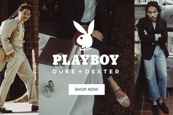 Duke + Dexter x Playboy