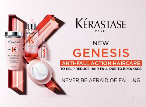Kerastase New Genesis Collection