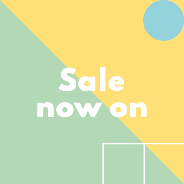 SALE NOW ON - Up to 50% off