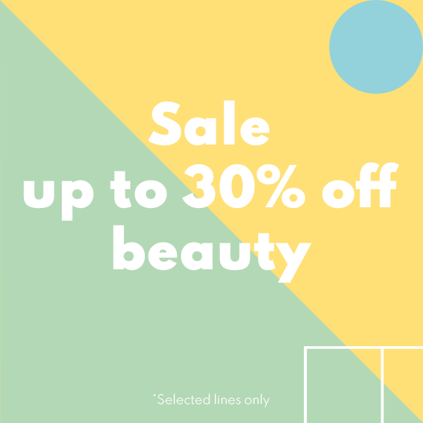 Sale - up to 30% off