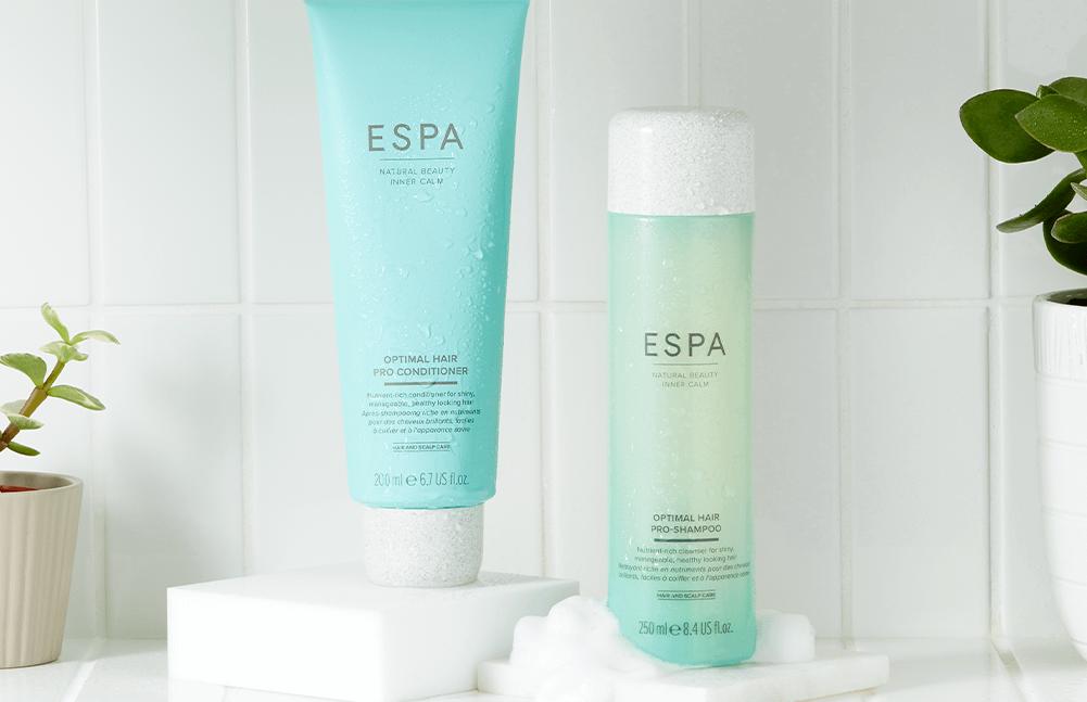 Introducing ESPA Hair & Scalp Care