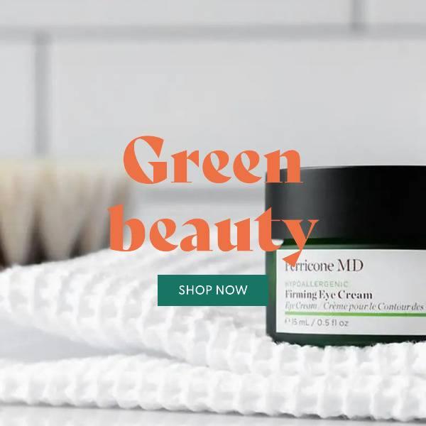 Spotlight on: Green beauty