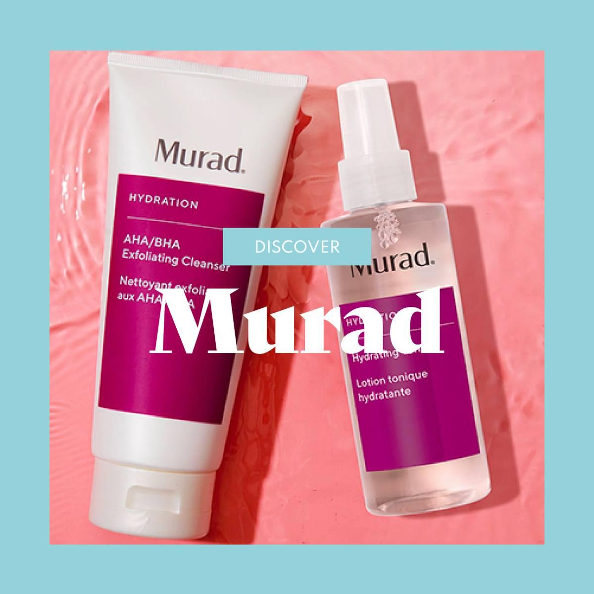Discover - Murad