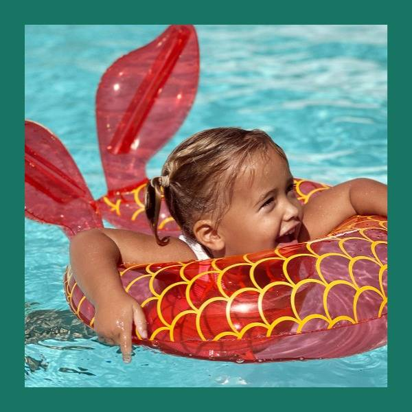 Sunnylife outdoor toys and pool accessories
