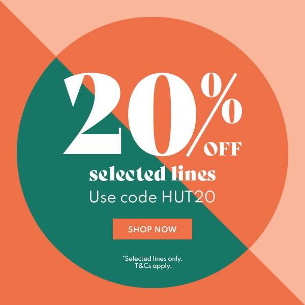 20% offer