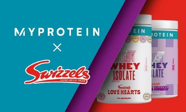Myprotein x Swizzels
