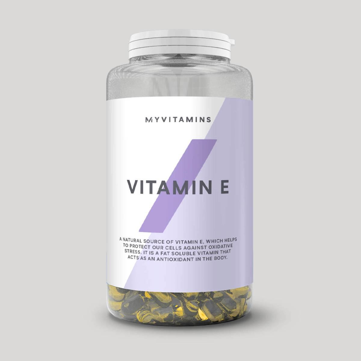 Beste vitamine E tabletten