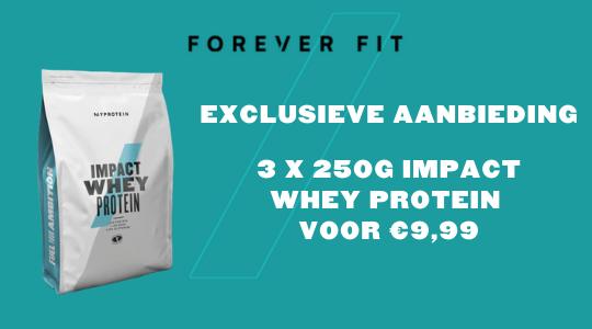 Impact Whey Protein Exclusive Deal