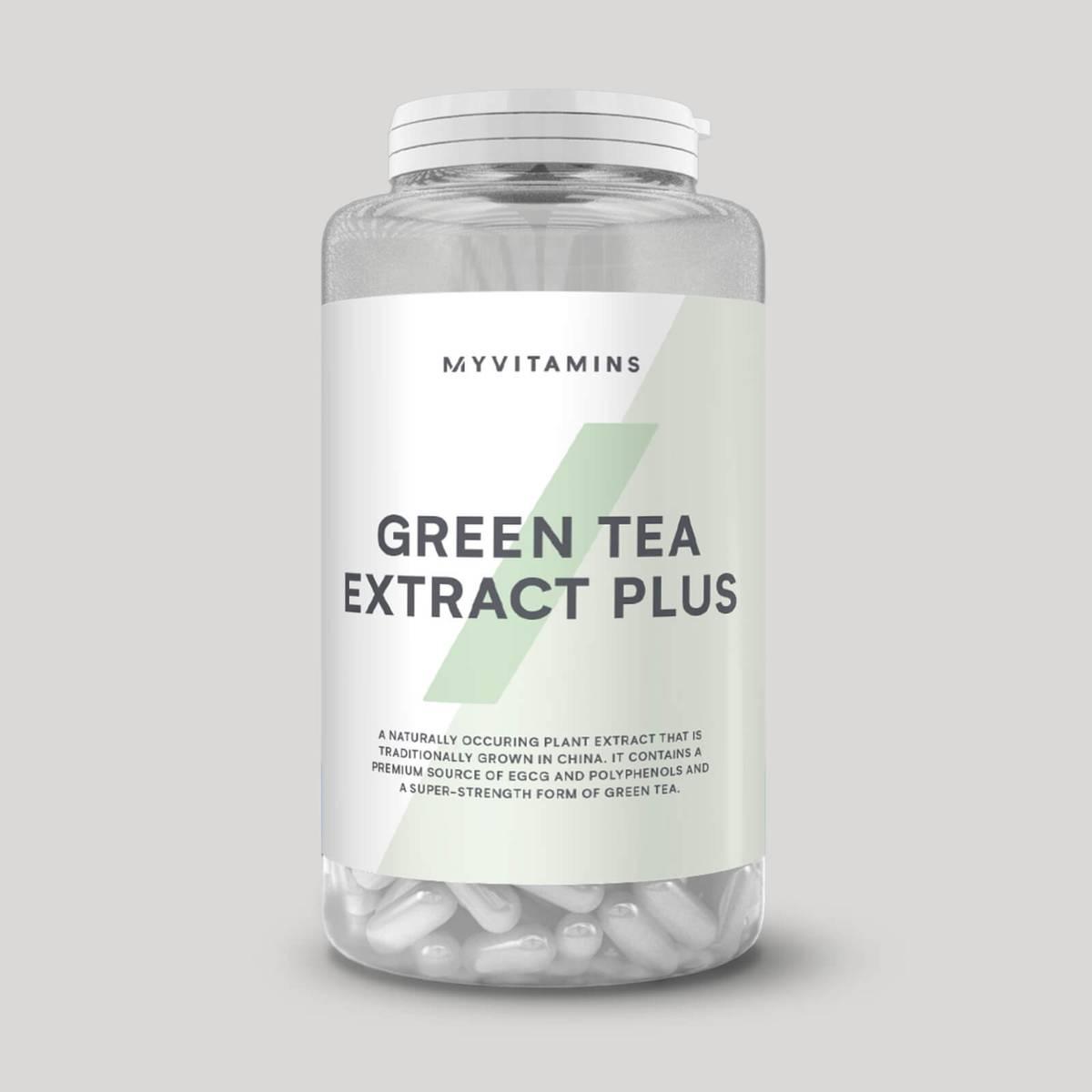 Grüner Tee Extrakt Plus