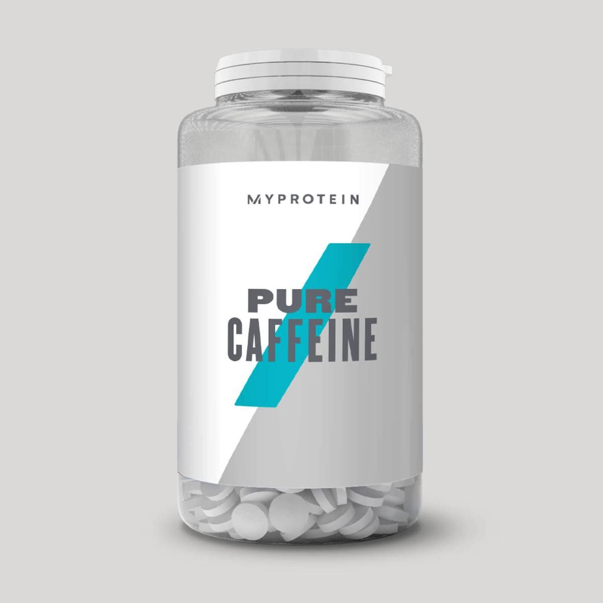 Nejlepší kofeinové tablety