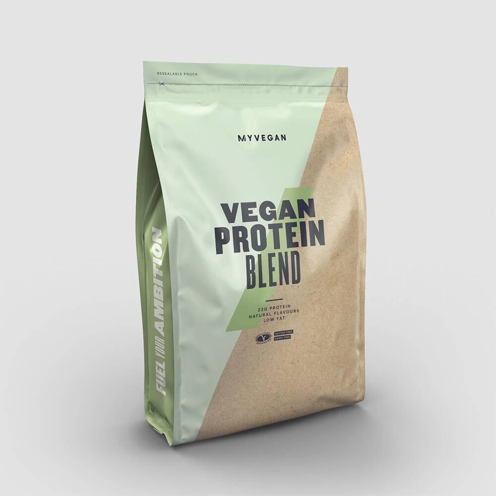 Nejlepší veganská proteinová směs