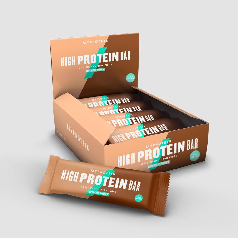 Nejlepší tyčinka s vysokým obsahem bílkovin