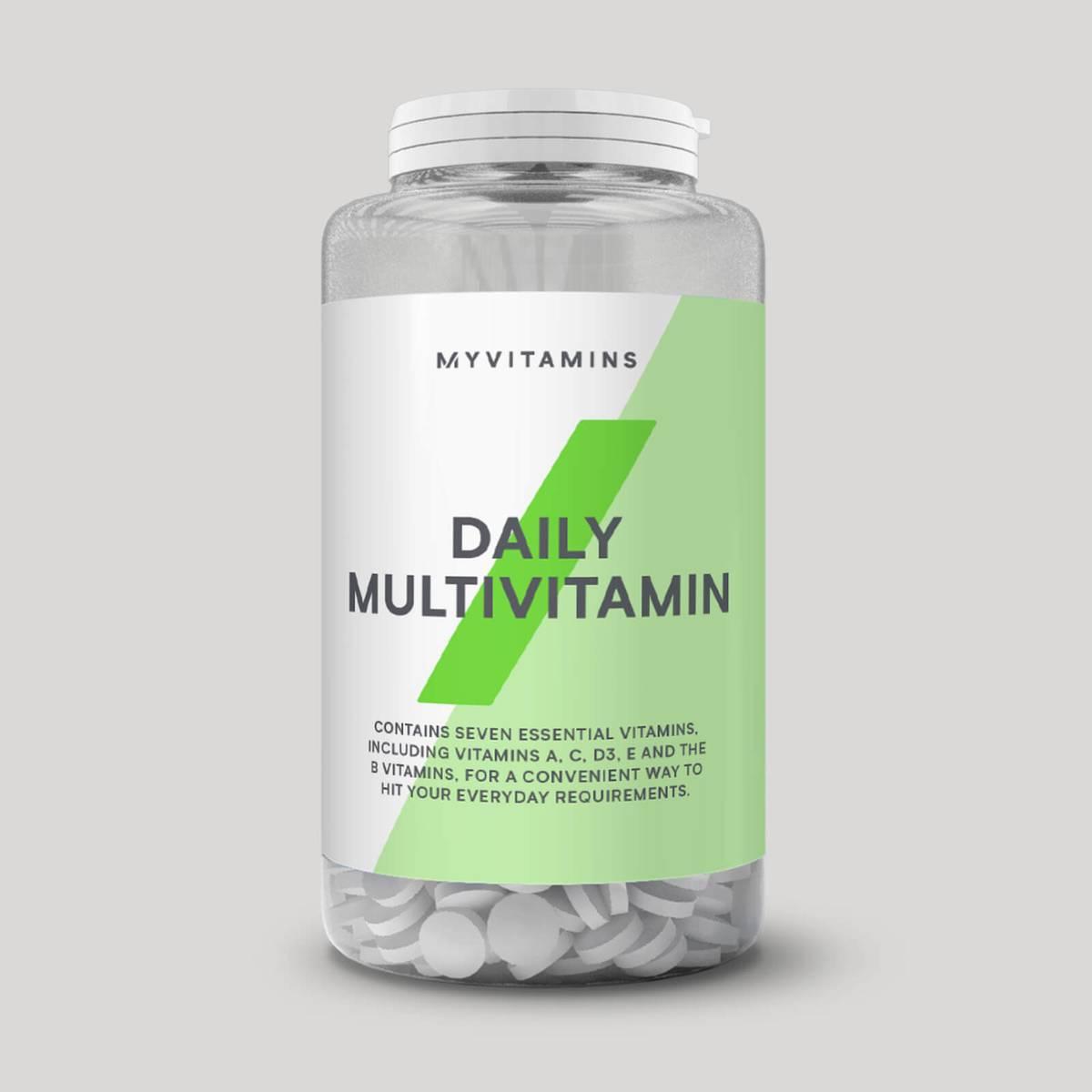 Το καλύτερο συμπλήρωμα πολυβιταμίνης