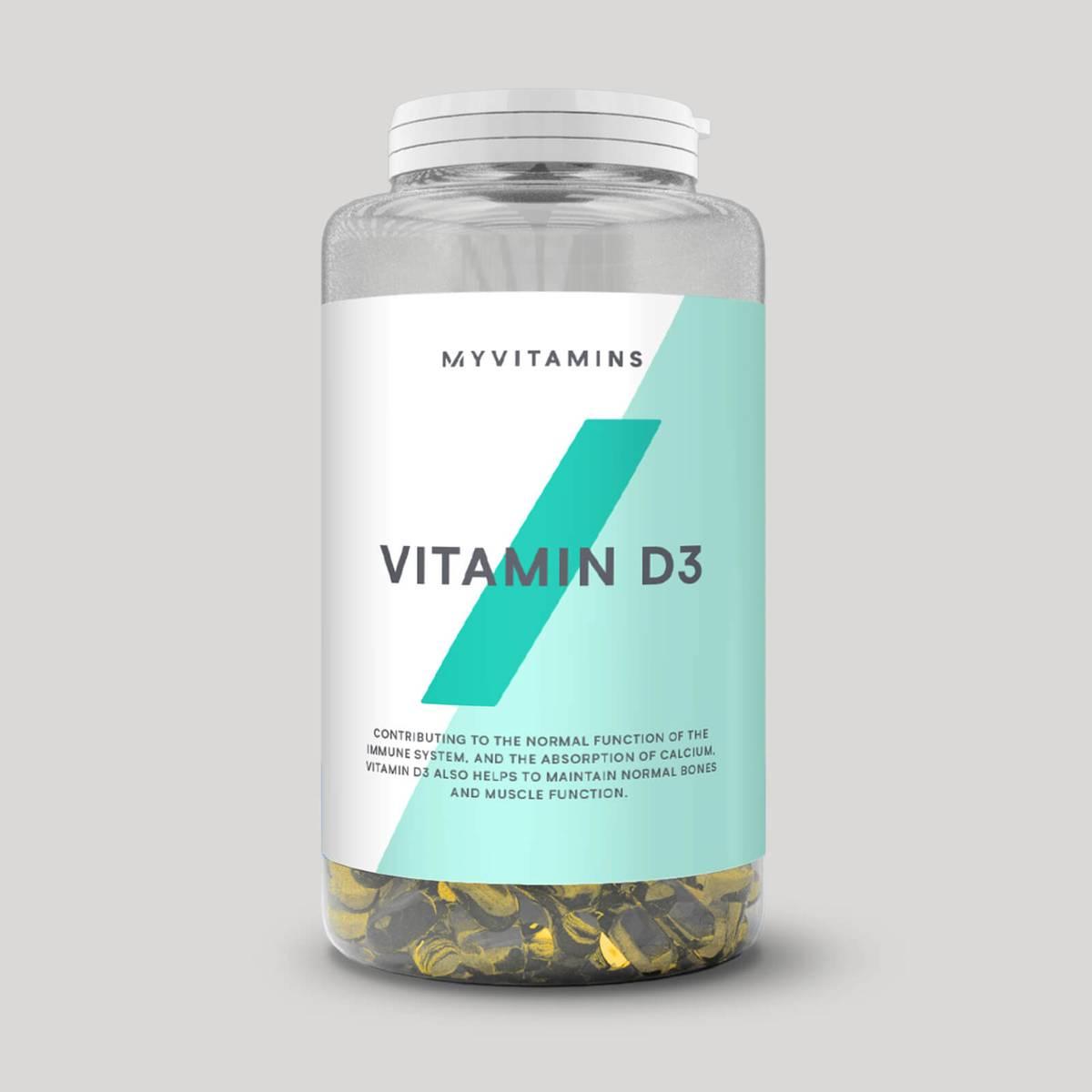 Η καλύτερη Βιταμίνη D