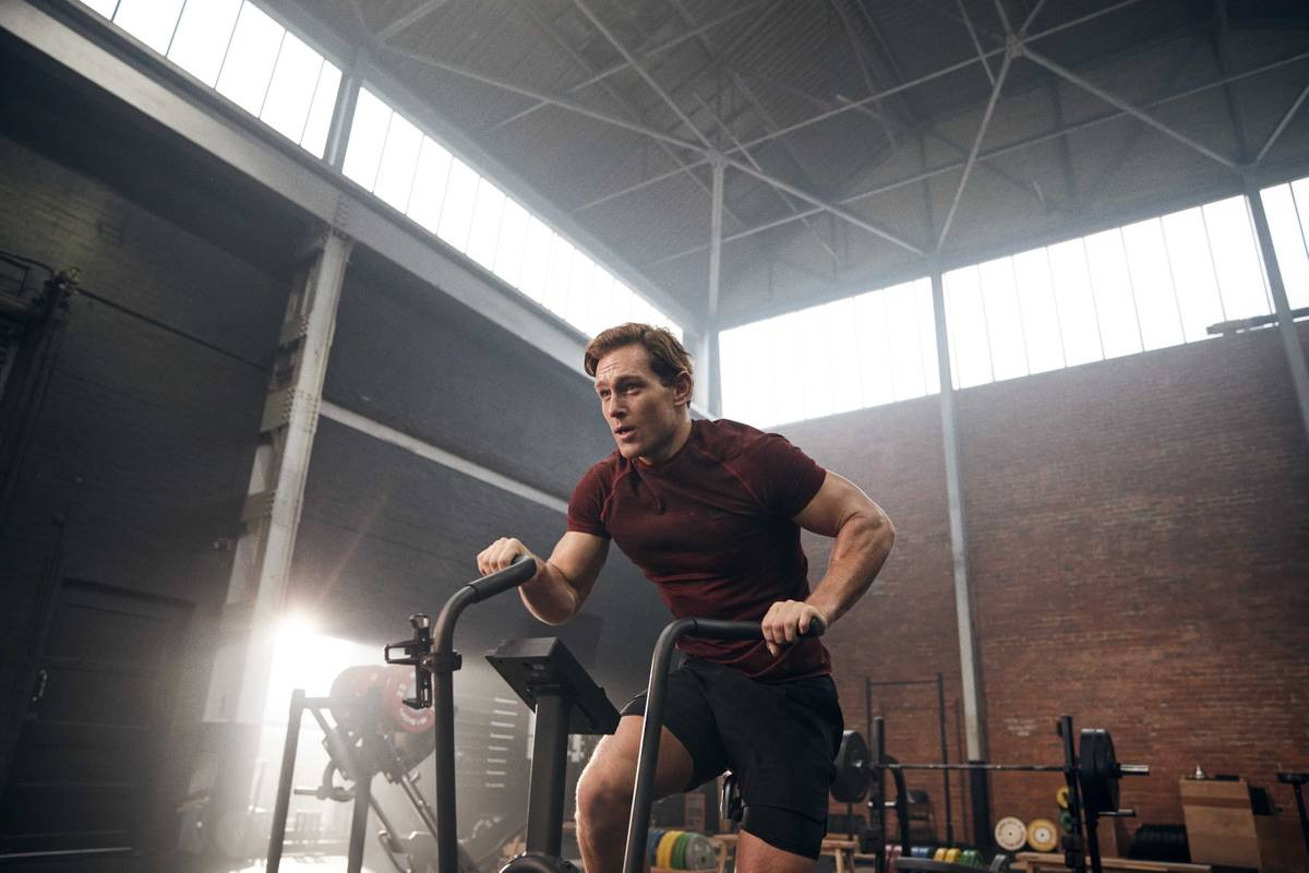Tulge tagasi oma fitnessi rutiini juurde