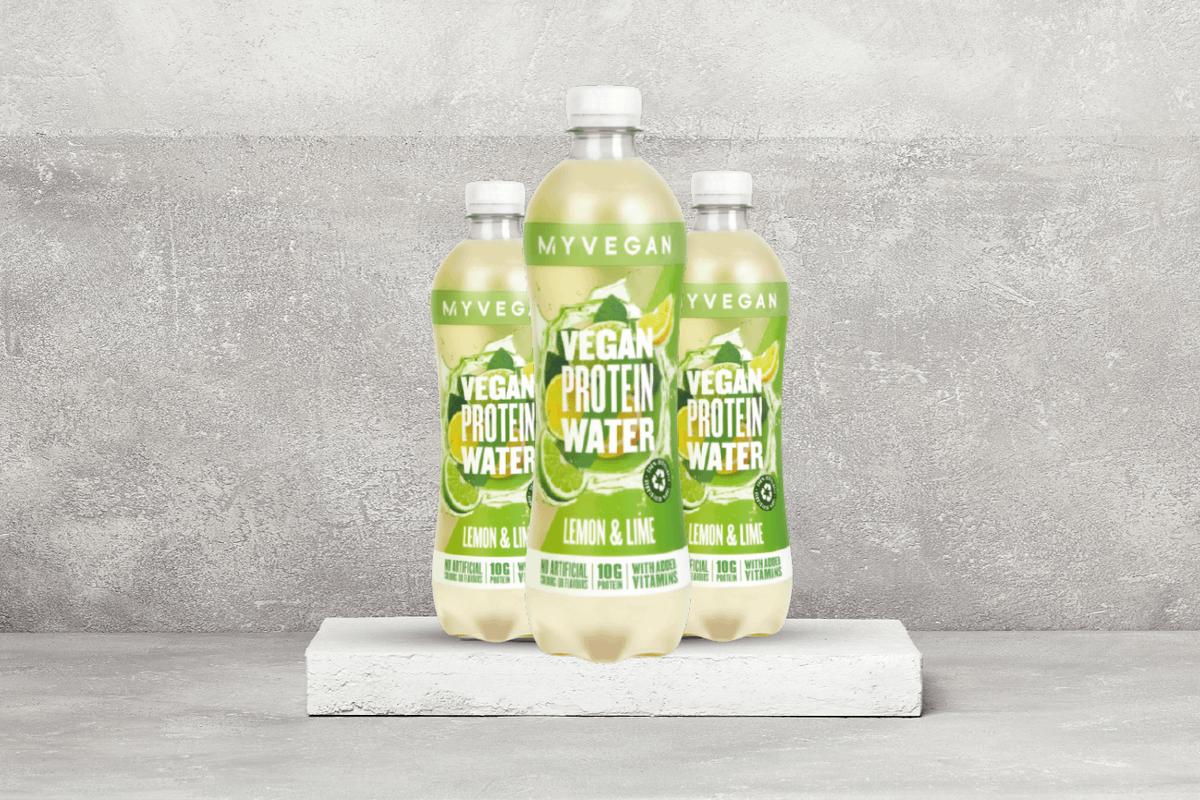 Vegan Protein Water