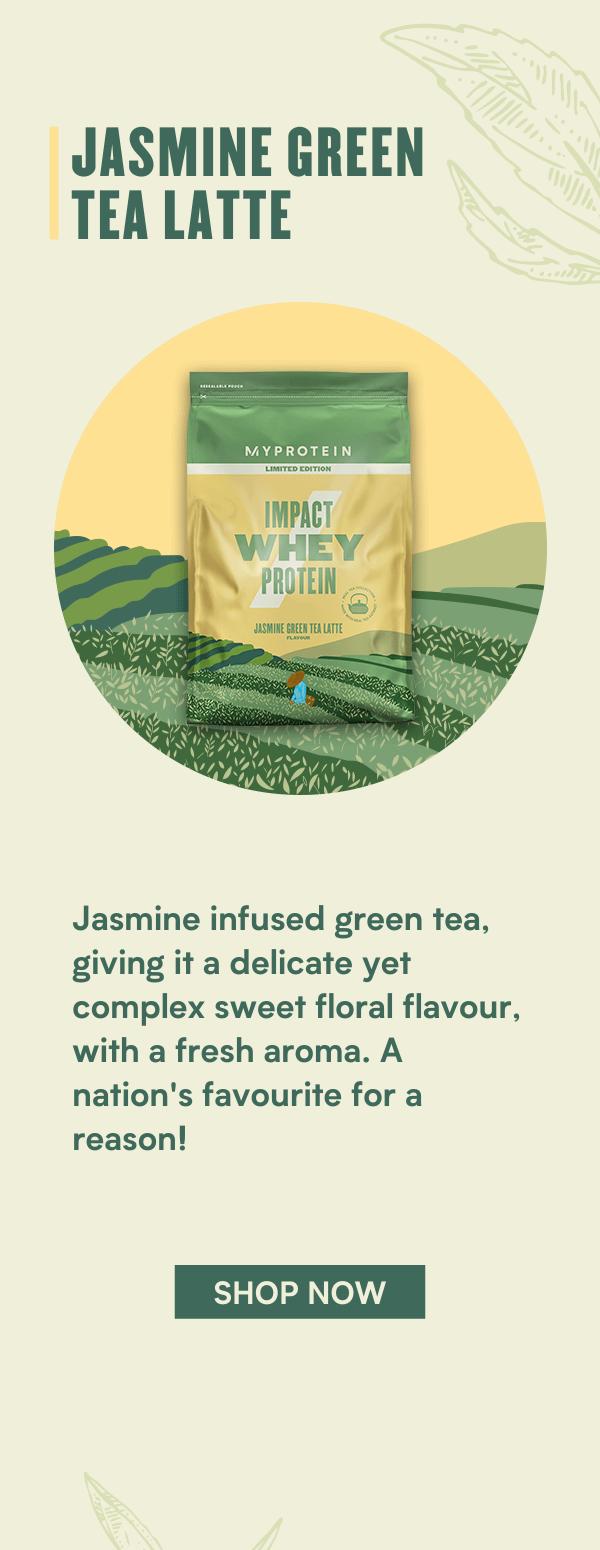 IWP Real Tea: Brown Rice Tea Latte