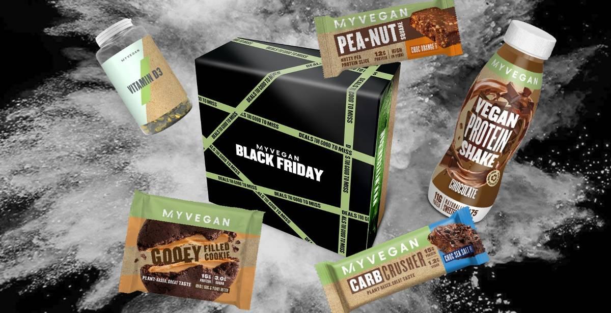 BLACK FRIDAY BOX VEGANA