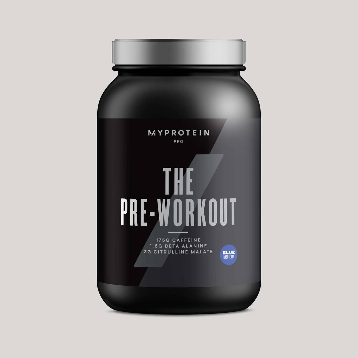 Beste pre-workout formule
